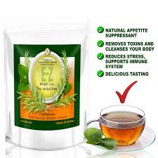 amazon com e z detox diet tea for weight loss appetite control