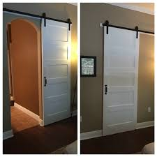 Large Interior Doors by We Designed And Manufactured A Very Large Sliding Barn Door With