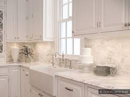 Carrara Tile Backsplash Best  White Subway Tile Backsplash - Carrara tile backsplash