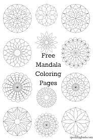 best 20 mandala coloring pages ideas on pinterest mandala