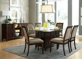 Contemporary Dining Room Table by Round Glass Dining Table Decor With Regard To Round Glass Dining