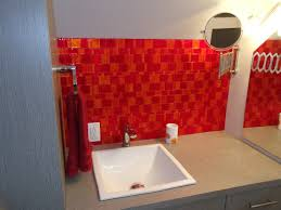 Decoration Ideas Bathroom Smart Tiles - Peel on backsplash
