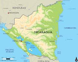 South America Map And Capitals by Nicaragua Is Country In North America The Capital Of Nicaragua Is