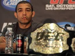 """Zé Aldo manda recado para falastrões do MMA: """"Eu passo por cima ..."""