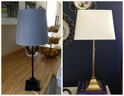 Candlestick Lamp by Lamp Makeovers To Revamp An Old Lamp