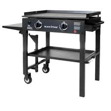 kids grill home depot black friday blackstone 28 in 2 burner propane gas grill in black with griddle