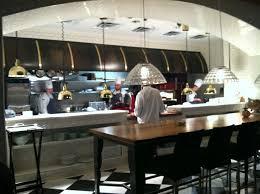 kitchen restaurant open concept eiforces in restaurant open