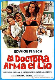 Ver La Doctora Arma el Lio (1977) Online