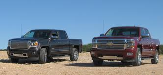 gmc sierra denali gets a chevy sibling meet the range topping