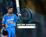 Gautam Gambhir Sportsmafia Cricketers Footballer wallpapers (gautam gambhir Celebrates Century Sportsmafia Cricketers Footballer wallpapers 1280x1024)
