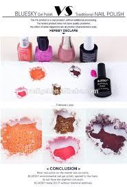 bluesky pastel collection series uv gel nail polish wholesale nail