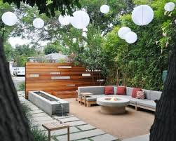 Entrancing  Modern Backyard Design Inspiration Design Of Best - Contemporary backyard design ideas