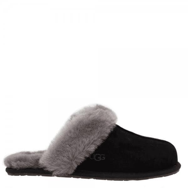 Ugg Women Scuffette Ii Slippers Black 11