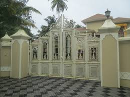 modern home gate design with magnificent trends and designs for