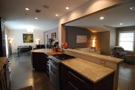 open floor plans inspired ranch home simple house residential