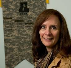 Lumina Foundation  Focus   Spring      Maralynn Bernstein  known as Mama Bear to many vets on campus  is a veteran