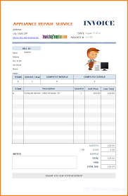 Template For Invoice Word 6 Self Bill Invoice Template Simple Bill