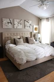 Bedroom Wall Decor Ideas Master Bedroom I Like The Large Mirrrors On One Wall Great Idea