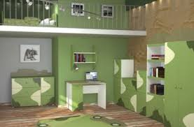 Green Bedroom Wall Designs Cool Bedroom Designs For Girls 7228