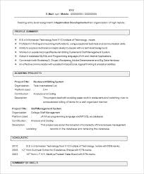 Sample Resume For Ojt In Culinary   Sample Job Application Letter   out of    employers