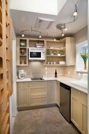 Track Lighting For Kitchens by Galley Kitchen Lighting Looks Lights Online Blog