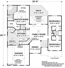 Open Floor Plans For Houses 100 Colonial House Floor Plans Florida House Plans