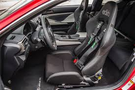 lexus rc red interior here u0027s your rocket bunny lexus rc and a more visceral rc f