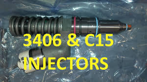 how to change a 3406 injector or c15 injector on cat engines youtube