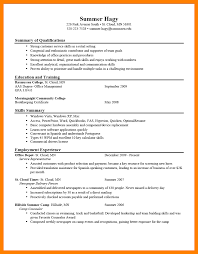 perfect example of a resume a perfect resume a resume expert reveals what a perfect resume 3 examples of a perfect resume emt resume