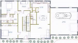 Open Floor Plans For Houses Cape Cod Plans Open Floor Webshoz Com