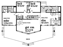 cabin style house plan 3 beds 2 00 baths 1659 sq ft plan 47 437