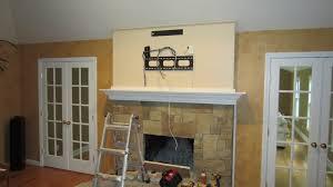 best home theater tv new mount flat screen tv over fireplace best home design