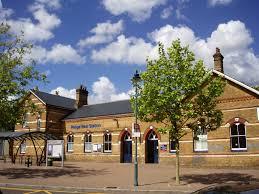 Penge East railway station