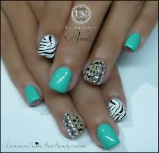 zebra nail design how you can do it at home pictures designs