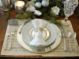 glam metallic table accessories perfect for your holiday parties