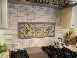 Commercial Kitchen Backsplash by Satiating Model Of Subway Tile Backsplash Modern Apartment