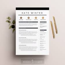 Resume Template For Mac Pages Resume Template 4 Pages Cv Template Cover Letter For Ms