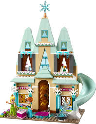 lego disney princess frozen arendelle castle celebration 41068