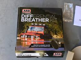 rear differential breather mod for dummies toyota 4runner forum