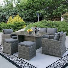Outdoor Living Furniture by Enjoy Your Summer With Outdoor Wicker Furniture 50 Idea Photos
