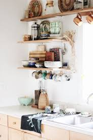 Kitchen Shelving Best 25 Kitchen Shelf Interior Ideas On Pinterest Open Shelving