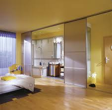 Room Divide by Sliding Door Room Dividers Ideas
