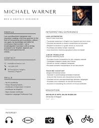 Best Designer Resume by 50 Most Professional Editable Resume Templates For Jobseekers