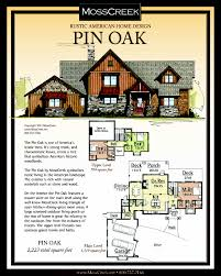 Home Builder Floor Plans by Builder Floor Plans The Coves Mountain River Club Nc