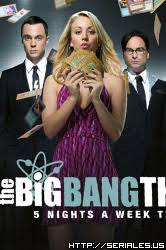 The Big Bang Theory, the big bang theory