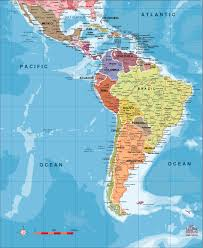 Centro America Map by Central America And Caribbean Map Quiz Nettuning Central America