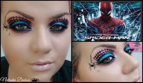 makeup tutorial spiderman inspired youtube