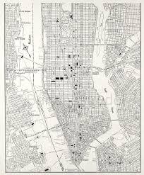 Map New York City by Lower Manhattan 1942 Maps Pinterest Lower Manhattan