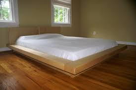 Build Your Own Platform Bed Base by Cheap Platform Bed Frame Inspirations With Easy Low Waste Plans