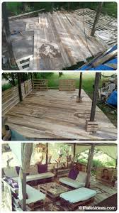 Pallets Patio Furniture - 193 best practical pallets images on pinterest home diy and wood